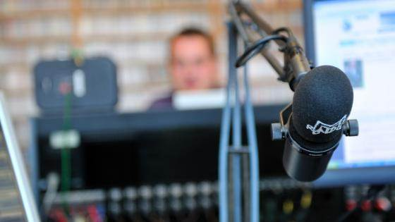 DAB Radio Akku