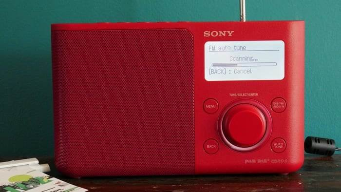 SONY-XDR-S61D