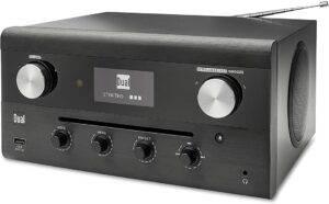 Dual DAB Radio