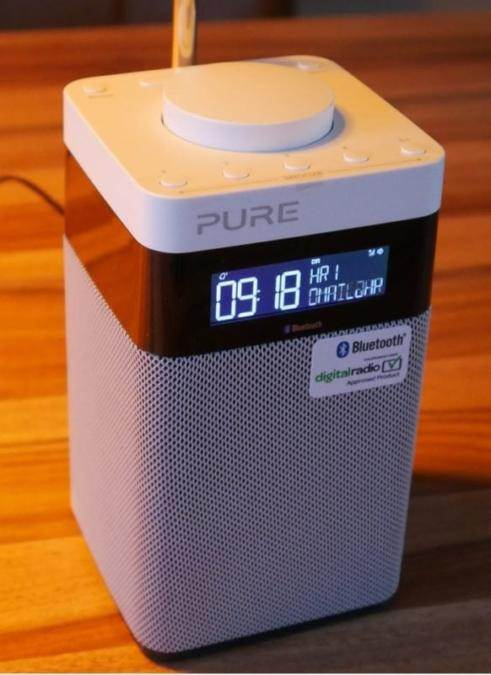 tragbares Radio mit Bluetooth