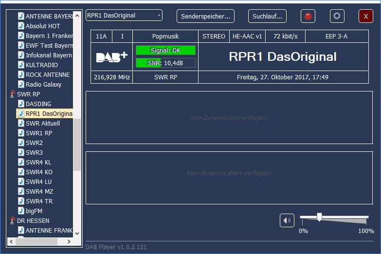RPR1 DAB+