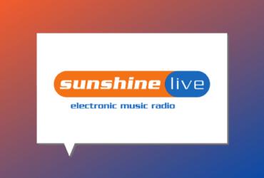 sunshine live DAB+