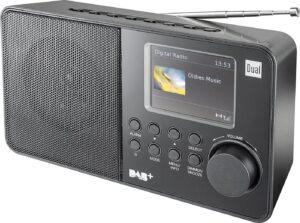 DAB Radio Test Dual DAB 18 C