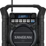 Sangean U4 DBT+ DAB+ Baustellenradio