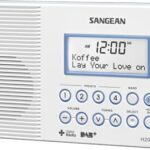 Sangean H-203D tragbares DAB+ Digitalradio