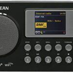 Sangean WFR-27C tragbares Internetradio