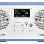 Sangean DPR-77 tragbares DAB+ Digitalradio