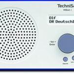 TechniSat VIOLA 2 tragbares DAB Radio