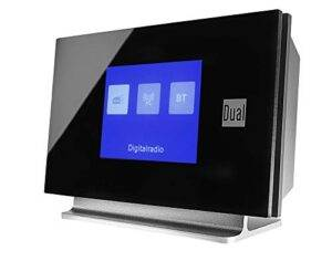 DAB Radio Test Dual DAB 3 A Digitalradio-Adapter mit Fernbedienung