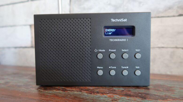 Technisat Techniradio 3 Test