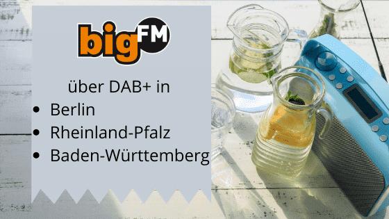 bigFm DAB+