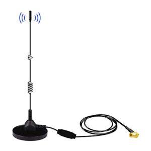 DAB+ Antenne SMB Adapter mit Magnetfuß