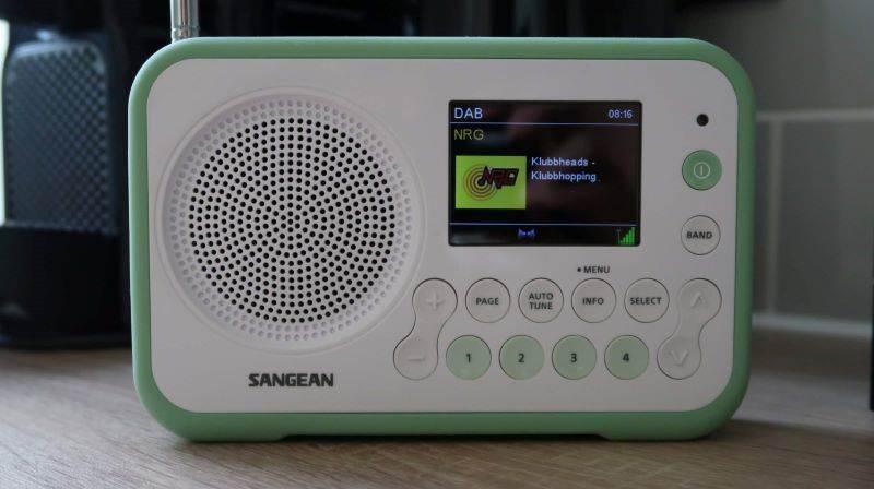 DAB Radio mit Akku / Batterien