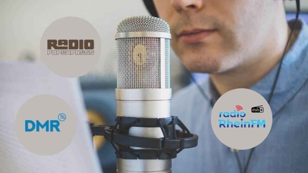 3 Radiosender starten im Small Scale Rheinland-Pfalz